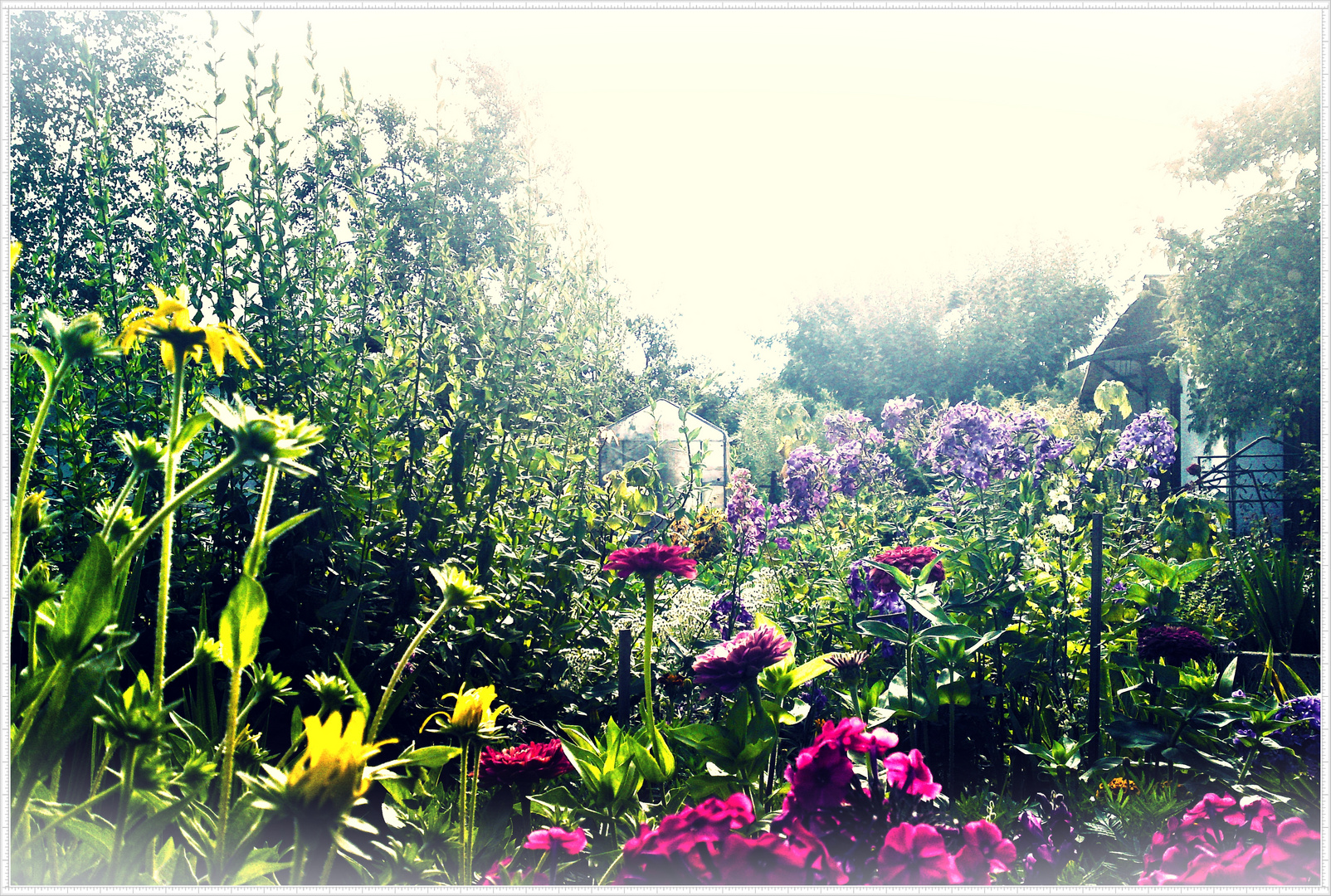 Der Blumengarten