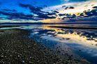 Der Bodensee am Abend