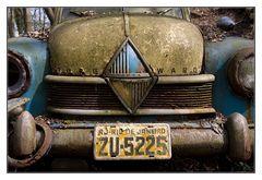 Der Borgward aus dem Wald