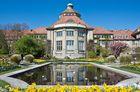 Der Botanische Garten in München - Nymphenburg (2)