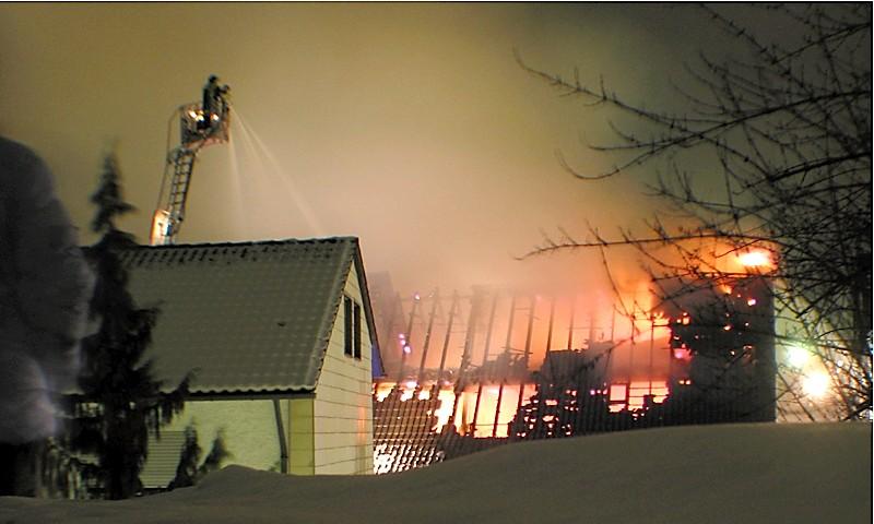 der brant: ebersbach/fils 29.1.2004 / 20:00uhr