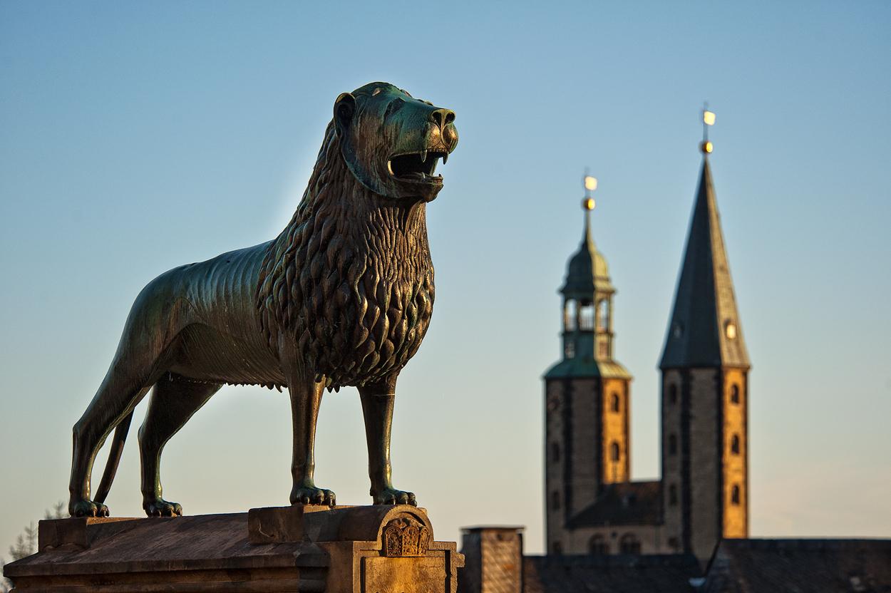 Der Braunschweiger Löwe