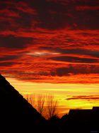 Der brennende Himmel