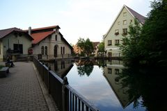 Der Brenzquelltopf in Königsbronn
