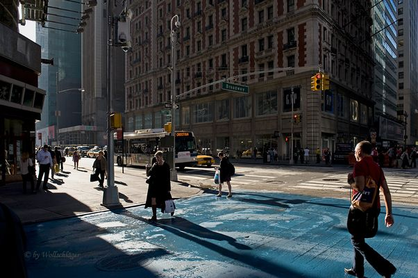 Der Broadway