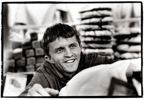 Der Brotverkäufer