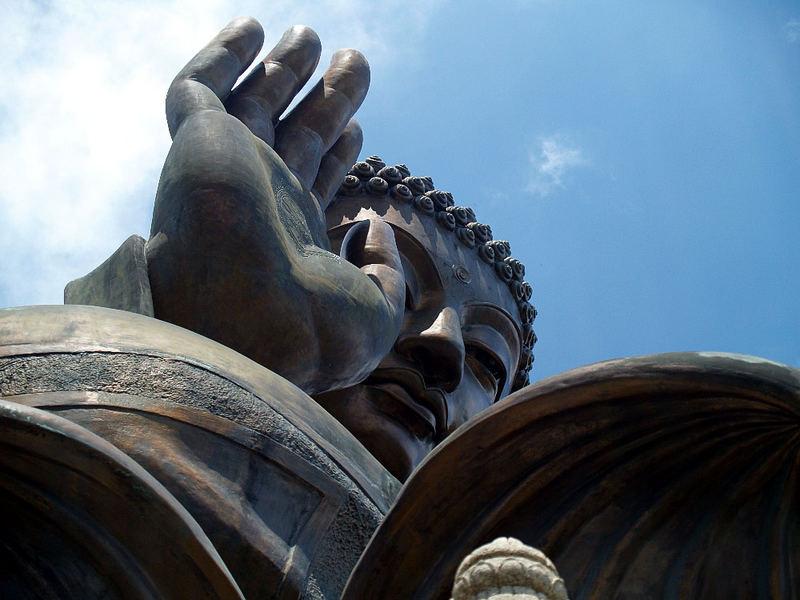 der buddha von po lin