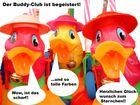 Der Buddie-Club ist begeistert !
