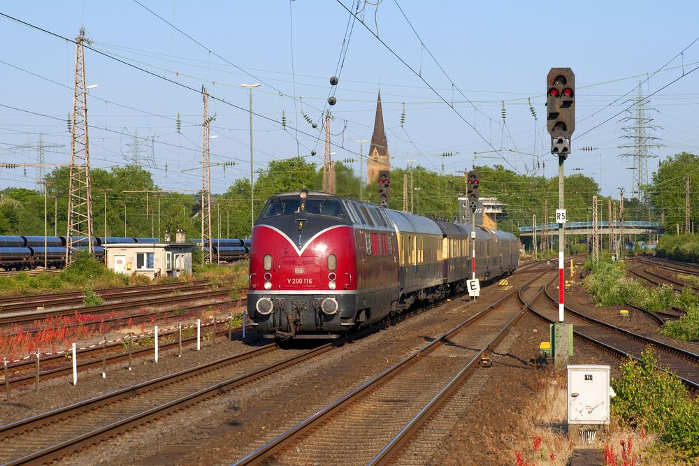 Der Bundesbahnklassiker