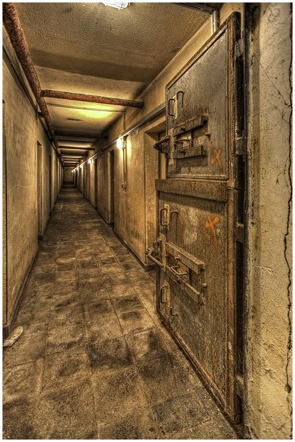 Der Bunkerflur