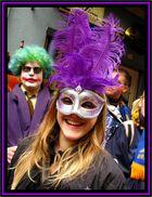 Der Carneval Venezia, so richtig schön er erst in Kölle wird...
