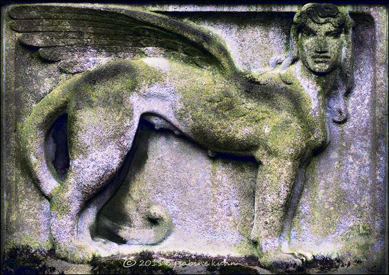 . . . der cherub – der höchste engel . . .