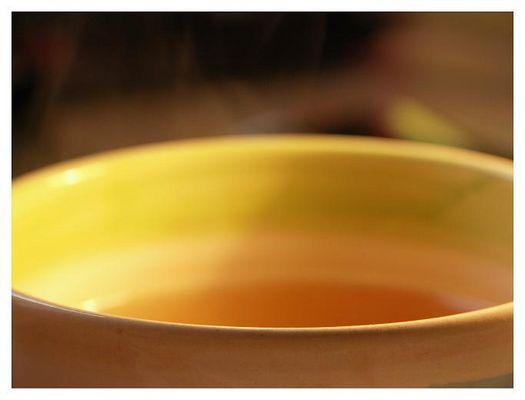 Der Chill einer Tasse Tee