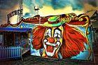 der clown hat den blues schon etwas länger