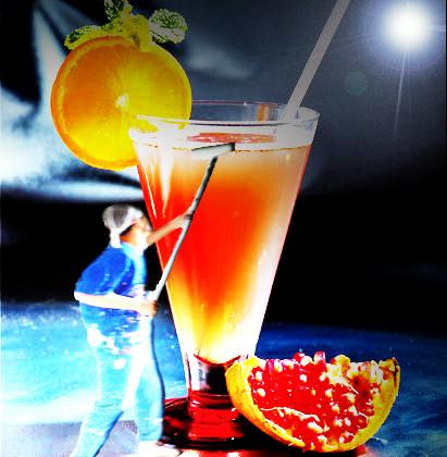 Der Cocktailputzer !
