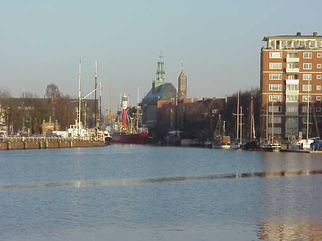 Der Delft in Emden.