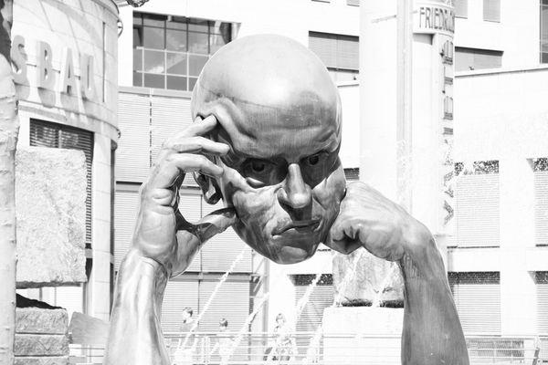 Der Denker (Friedrichsbau)