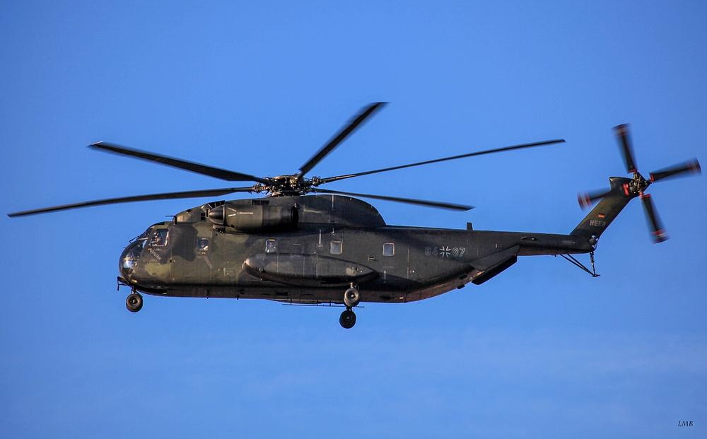 Der 'deutsche' Hubschrauber