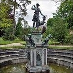 Der Diana-Brunnen