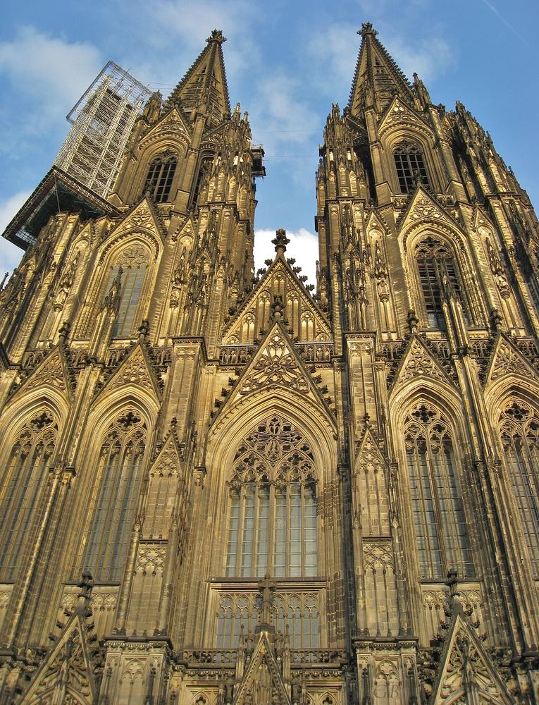 Der Dom am Rhein