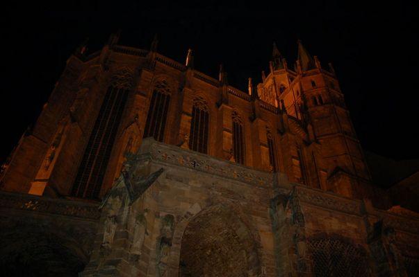 Der Dom bei Nacht...