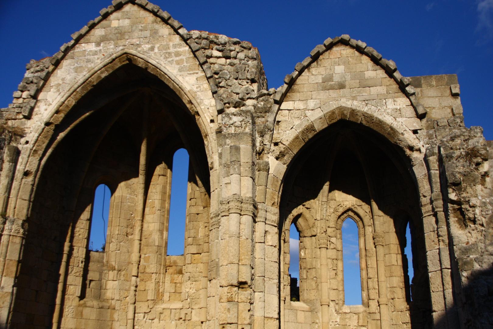 Der Dom der Ritter