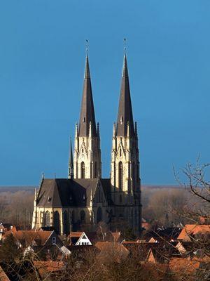 Der Dom in Billerbeck