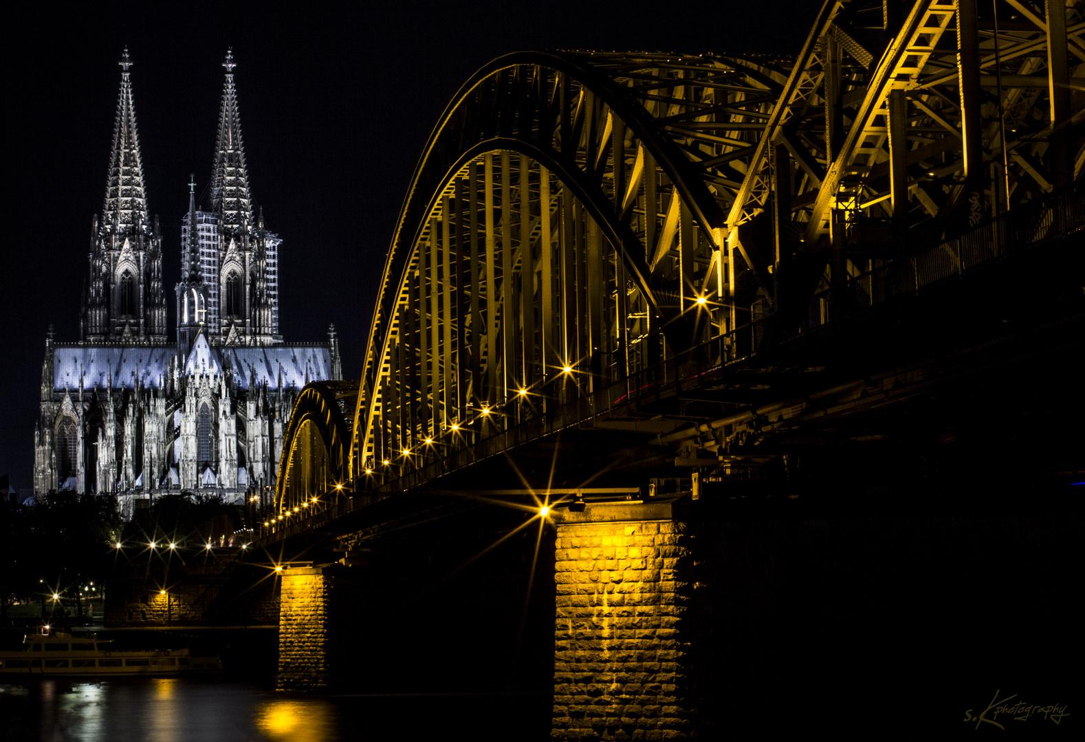 ..der Dom in Köln....