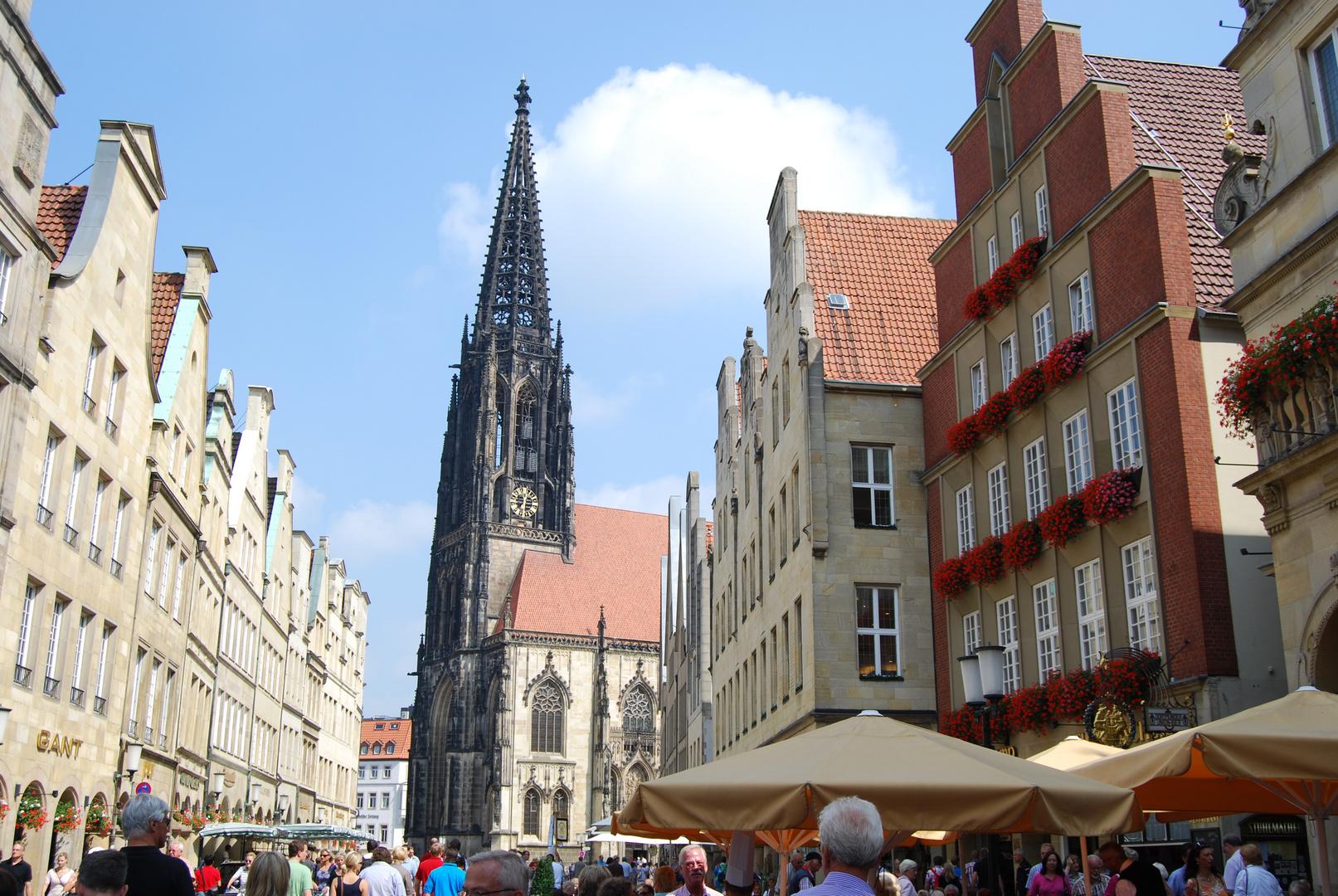 Der Dom in Münster