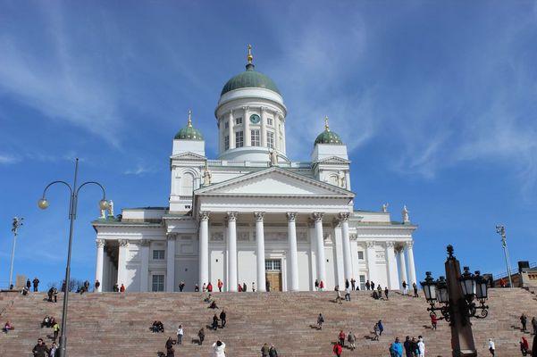 Der Dom v. Helsinki für Stuppsi