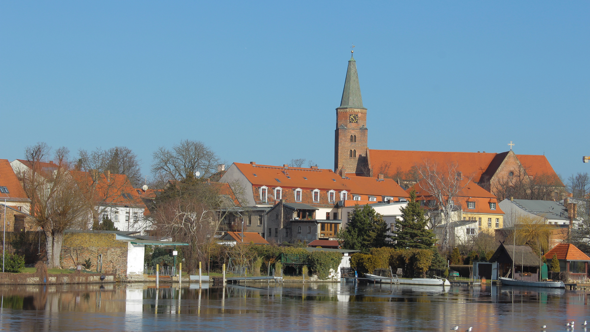 Der Dom von Brandenburg