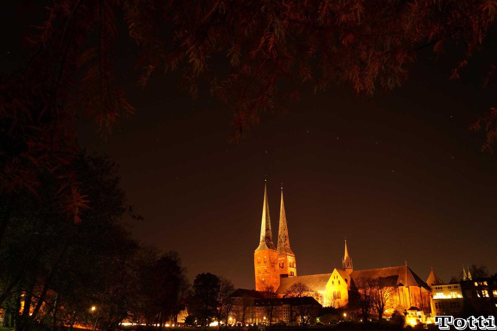 Der Dom von Lübeck 2