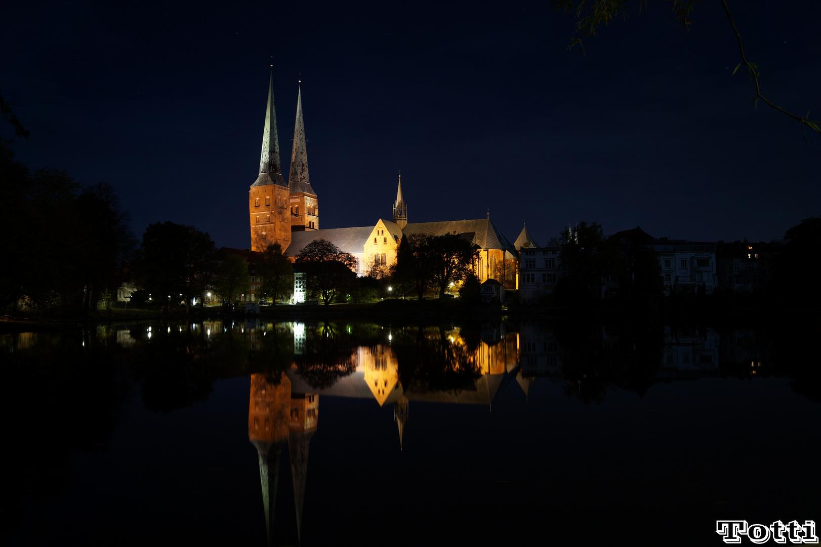 Der Dom von Lübeck