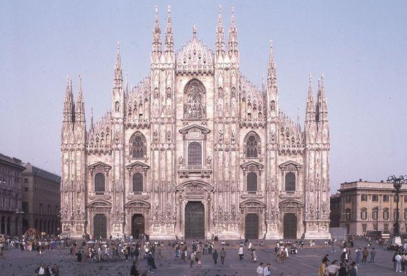 Der Dom von Milano