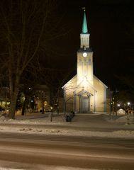 der Dom von Tromsoe