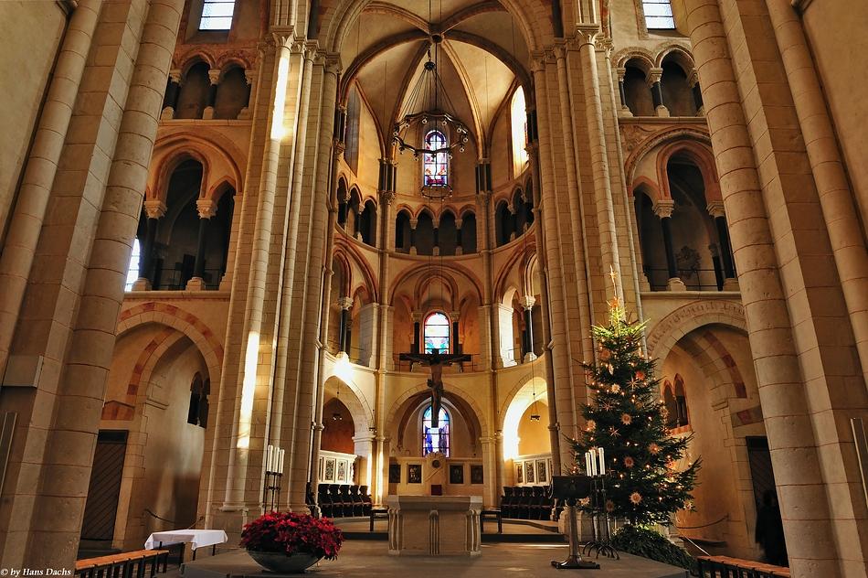 Der Dom zu Limburg an der Lahn ...........