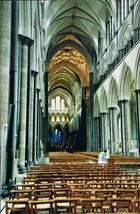 Der Dom zu Salisbury