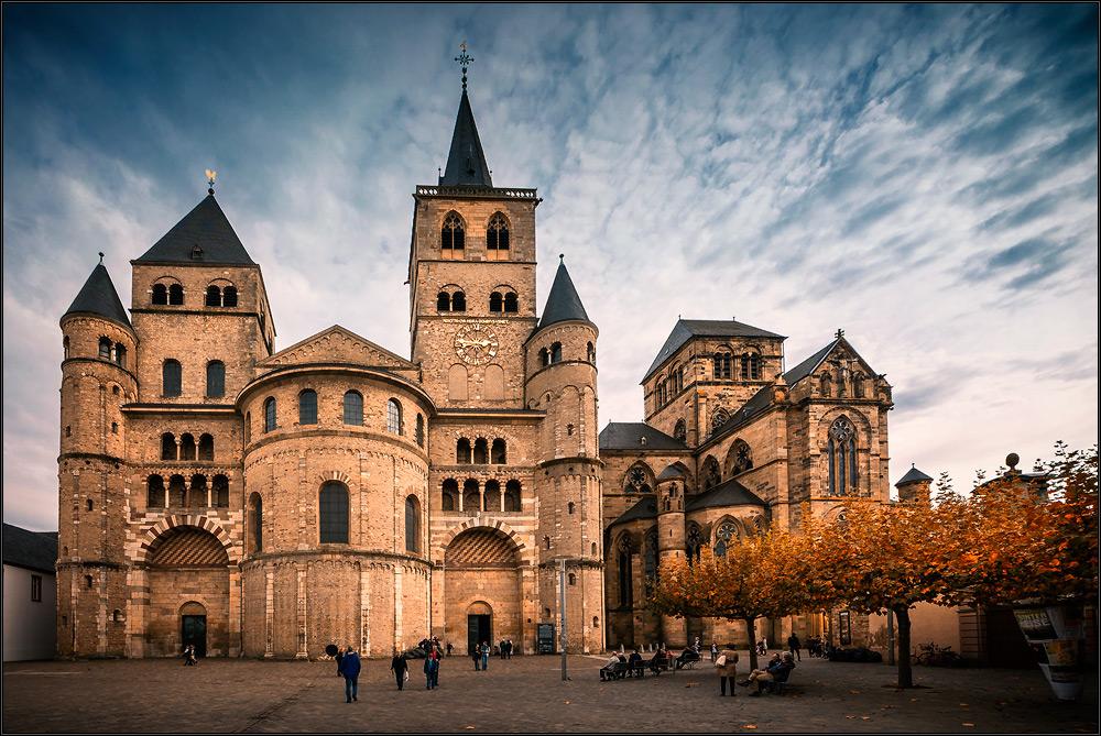 Der Dom zu Trier.