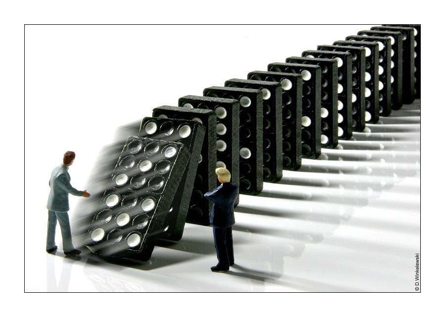 Der Dominoeffekt