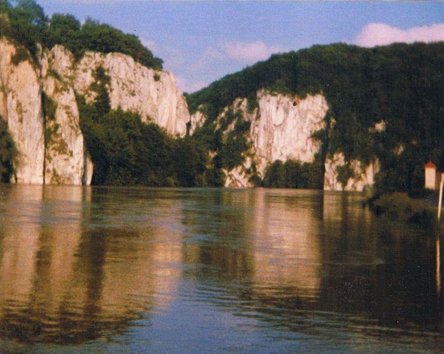 Der Donaudurchbruch