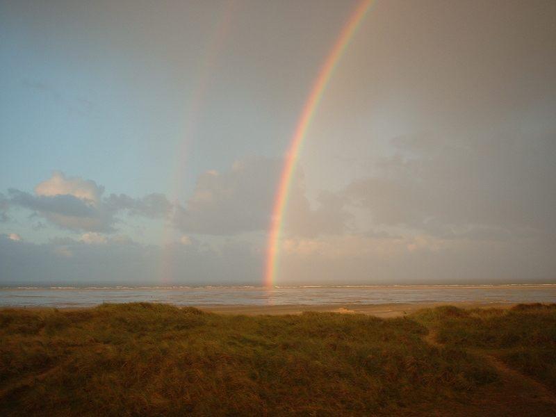 Der doppelte Regenbogen