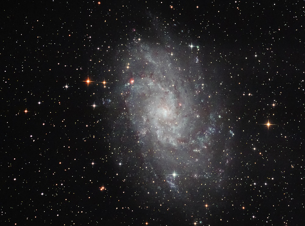 Der Dreiecksnebel M33
