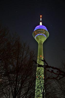 Der Düsseldorfer Fernsehturm