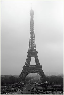 Der Eifelturm, Paris