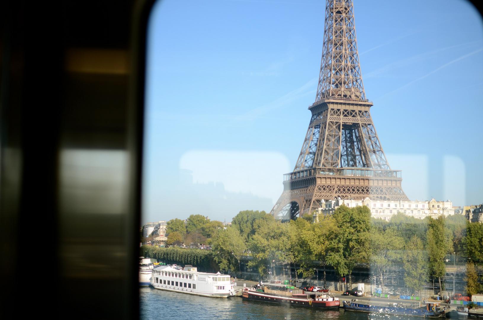 Der Eiffelturm mal anders