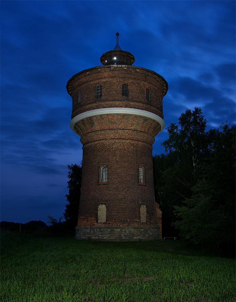 Der Eilsleber Wasserturm...