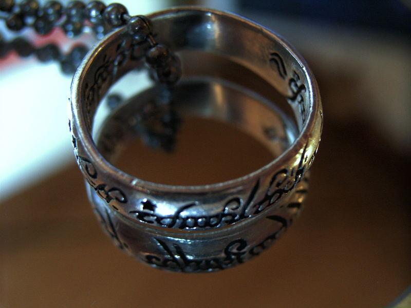 Der Eine Ring!