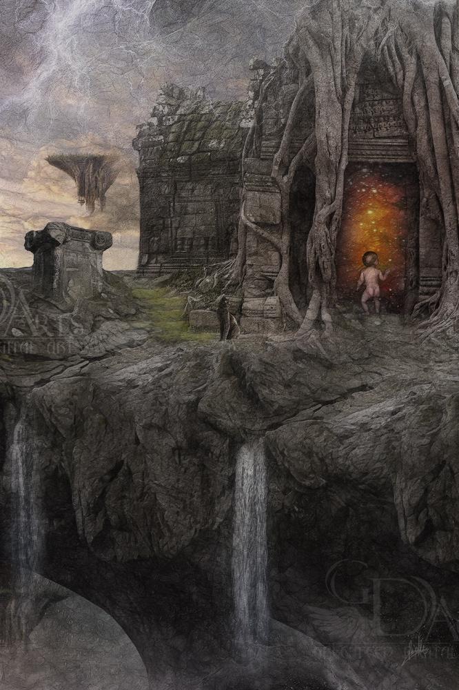 Der Eingang in die Vergangenheit