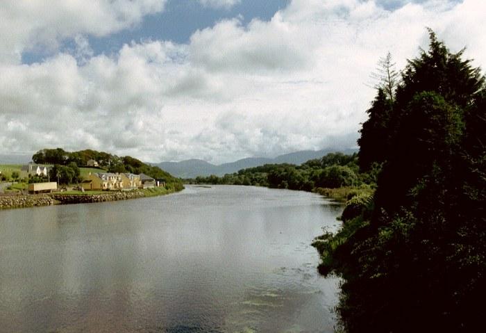 Der Eingang zum Ring of Kerry (Killorglin)
