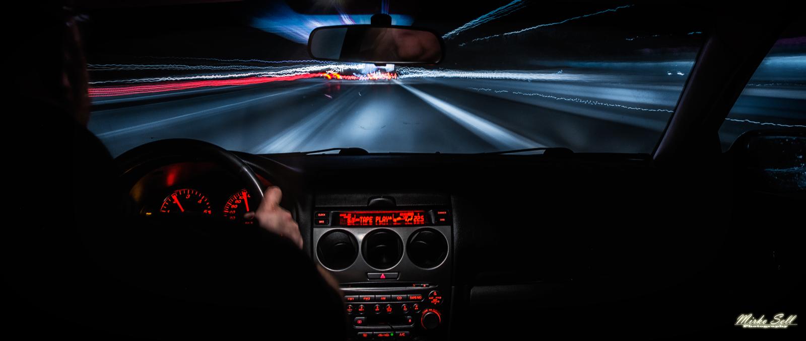 Der Einsame Fahrer